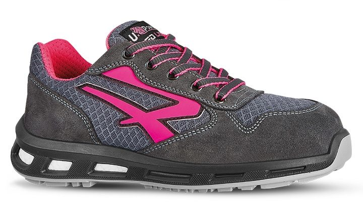 scarpa antinfortunistica upower linea red lion modello verok